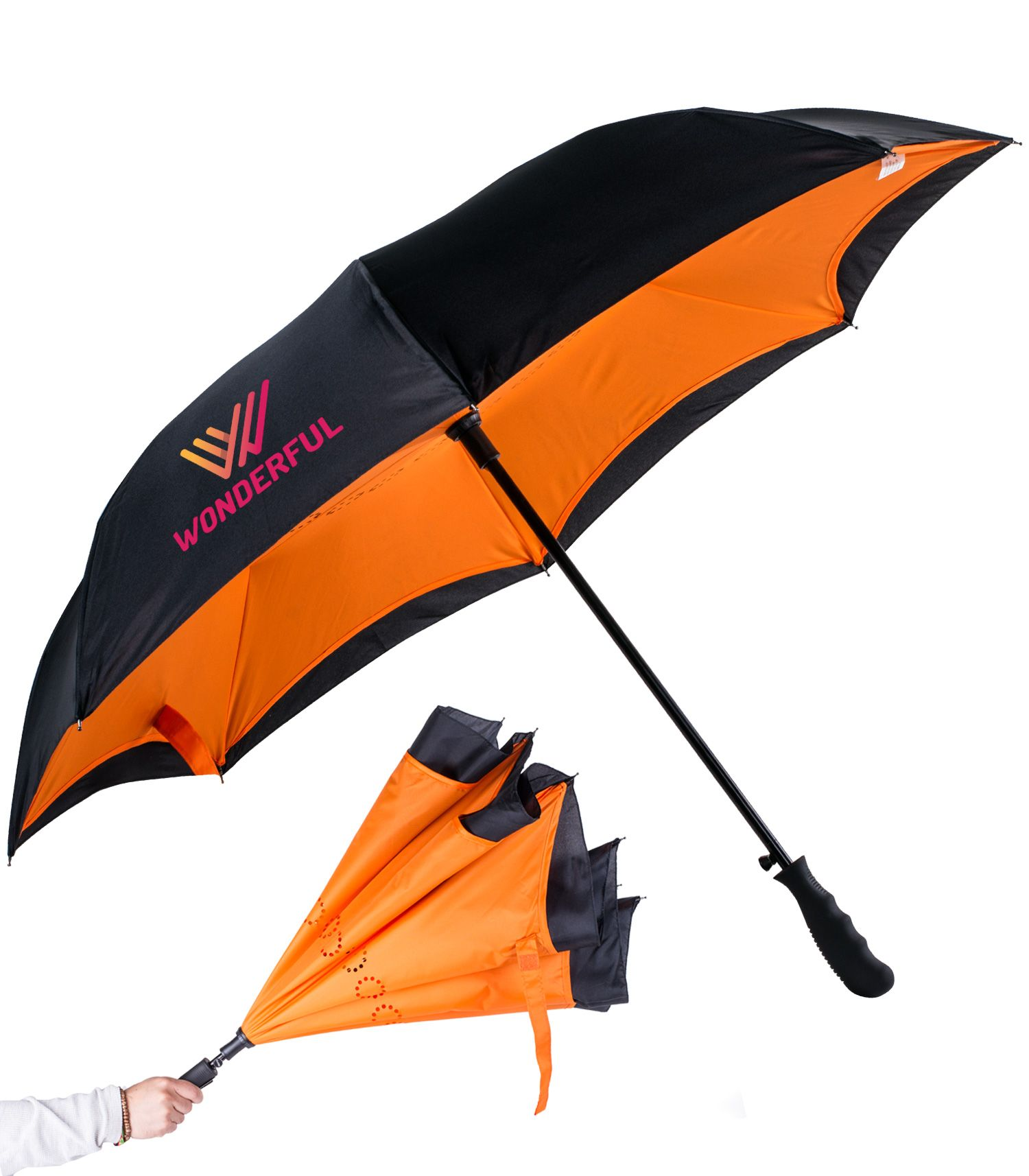 The Rebel Umbrella
